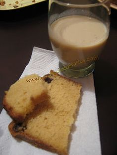 Cocina Costarricense: rompope