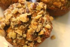 Whole Living Pumpkin Muffins | Magazines.com #DIY