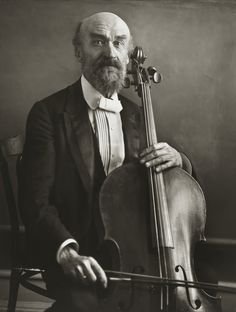 "August Sander. Cellist [Julius Klengel]. 1921. Gelatin silver print. 10 3/16 x 7 3/8"" (25.8 x 18.7 cm). Acquired through the generosity of the family of August Sander. 472.2015.458. © 2016 Die Photographische Sammlung / SK Stiftung Kultur - August Sander Archiv, Cologne / ARS, NY. Photography"