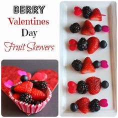 I love this healthy fun idea for Valentine's Day!  I'll definitely be making them for my kiddos.