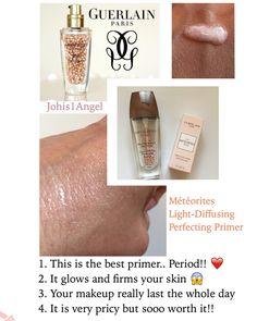 Best Primer, Best Drugstore Makeup, Skin Firming, Makeup Yourself, Diffuser, Glow, Good Things, Tips, Skin Tightening