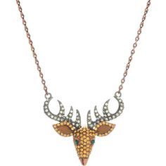 reindeer necklace - Google Search