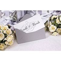 Create professional-looking invitations and include your own personal touch.