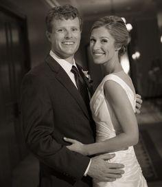 Wedding pics from Joe Kennedy and Lauren Birchfield - lovely