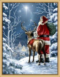 # Noël Christmas images - # Noël- few some christmas pictures – Noel Christmas, Vintage Christmas Cards, Christmas Images, Christmas Crafts, Christmas Decorations, Father Christmas, Christmas Night, Beautiful Christmas Pictures, Christmas Central