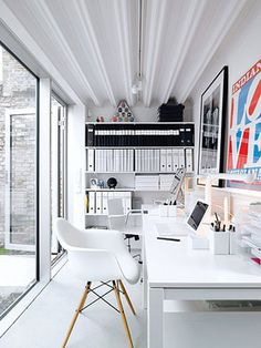 office #white #office #interior #clean