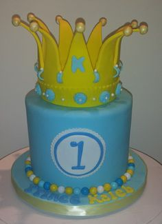 Little Prince cake | Flickr - Mick's Sweets - Photo Sharing!