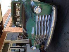 Old green truck - Cottonwood, AZ
