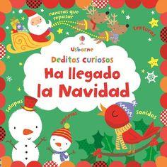 Deditos curiosos: Ha llegado la Navidad. Disponible en: http://xlpv.cult.gva.es/cginet-bin/abnetop?SUBC=BORI/ORI&TITN=1493483