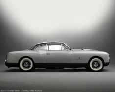 """1953 Chrysler New Yorker Ghia """"Thomas Special"""" Coupe"""