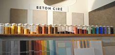 Farbpigmente für die Produkte Béton Cire!  #betonfarben #gefärbterbeton #betoncire #bunterbeton #wandfarbe #bodenfarbe Art Supplies, Architecture, Paint, Products, Ideas, Arquitetura, Architecture Design