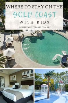 We share what you will want to know about RACV Royal Pines Resort and detail why it is one of the best family-friendly places to stay on the Gold Coast. Australia Beach, Visit Australia, Australia Travel, South Australia, Western Australia, Gold Coast Theme Parks, Boat Hire, Water Activities, Beach Trip