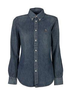 Polo Ralph Lauren Harper-paitapuseron ja muut rennon tyylikkäät naistenvaatteet moneen tilaisuuteen tilaat stockmann.com-verkkokaupasta!