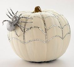 Bling out your pumpkin!
