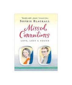 "In Sophie Blackall's debut book for adults (she's already the proud illustrator of over 20 books for children!), she'll have you pondering the ""what if"" of a missed connection."