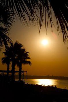 Antalya, sunrise. Photo by me :P