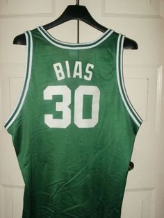 19a23943a Len Bias. Never got to play in a Celtics uniform. Imagine what could have
