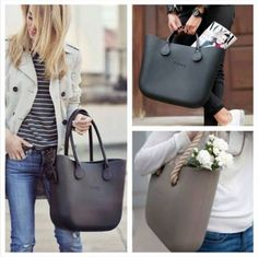 O BAG! Cloth Bags, Tote Bag, My Style, Outfits, Shower, Accessories, Fashion, La Mode, Rain Shower Heads