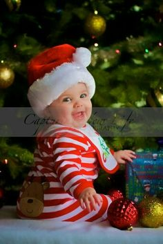 2017 Christmas Pictures For babies