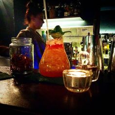 Auch alkoholfrei eine tolle Bar. #drinks #düsseldorf #night #bar #mixology