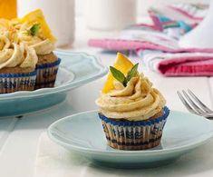 Clean Eating Dessert Recipes: Honey-Orange Cupcakes