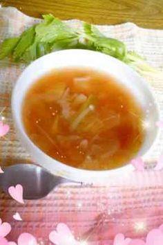 脂肪燃焼スープ☆ホント、痩せます!