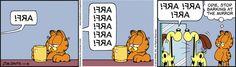 Garfield Strip from 06 Nov 2013