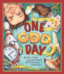 Swimming Into Second: Must-Read Monday (Math) math fiction books  for measurement odd/even fraction