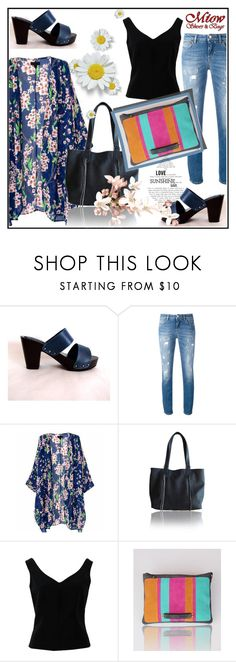 """""""MiowBali 17"""" by aazraa ❤ liked on Polyvore featuring Dolce&Gabbana, ADAM and Folio"""