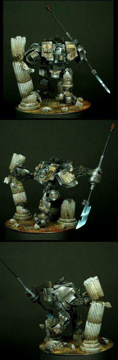 Grey Knights....amazing non-metallic metals!