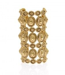 Andrew Gn Gold Cuff