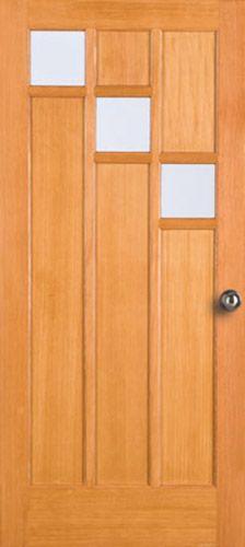 Main Entry Doors, pair // Simpson Artist 4972 // SERIES: Artist ...