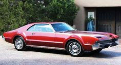 1966 Oldsmobile Toronado Maintenance/restoration of old/vintage vehicles: the material for new cogs/casters/gears/pads could be cast polyamide which I (Cast polyamide) can produce. My contact: tatjana.alic@windowslive.com