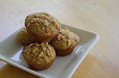 Acorn Squash Muffins