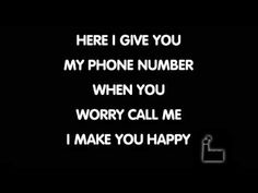 Karaoke - Dont Worry, Be Happy