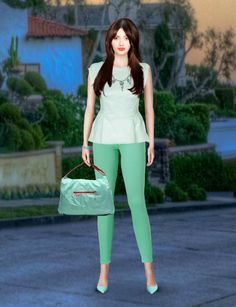 Look from latest collection of: Bensimon, Current/Elliott, Dorothy Perkins, Mint&Berry, Tatuum , Zign. GLAMSTORM.COM - virtual stylist.