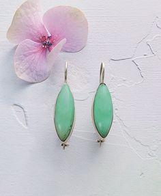 Tropics Earrings - handcrafted earrings by Jane Diaz.