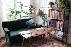 Parisian Apartment Illustrator and Cofounder of Season Paper // Hëllø Blogzine…