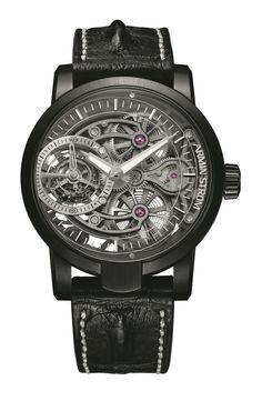 ARMIN STROM Tourbillon Skeleton Earth http://nuevosrelojes.com/hombre/armin-strom-tourbillon-skeleton-earth/