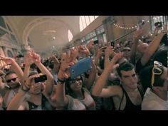 【視聴】ルチアーノが主宰する<Cadenza>の人気パーティー《Vagabundos》が、バルセロナの公共鉄道駅で6月16日に開催した時のハイライト映像【ハウス】