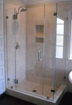 Shower Doors » Frameless & Glass • Glass Shower Enclosures • Custom Shower Doors • Houston, TX