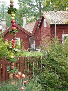 Äppeldagar - Julita gård, Sörmland