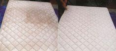 La forma efectiva para limpiar colchón de manchas y olores