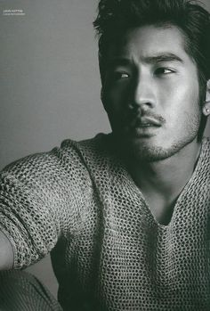 Godfrey Gao - HELLO!!!