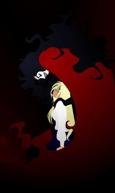 Lil' Integra x Alucard/Vlad/Dracula whatever