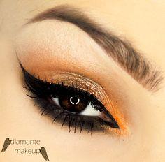 Orange Glamorous – Idea Gallery - Makeup Geek
