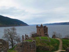Loch Ness Lake, Scotland  #loch #ness #lake #scotland #scottish #highlands #europe #holidays #vacation #travel #traveling #adventure #tour #trip