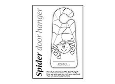 Leave A Message Door Hanger Templates Digital Pattern  What A