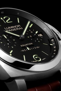 Panerai Luminor 1950 Tourbillon Equation of Time Titanium - Panerai PAM365