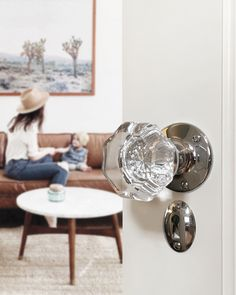 Used by hands large and small, door hardware plays a big role in your family's day to day life. Choosing hardware with beauty and function in mind can turn the mundane task of opening a door into a moment of delight.